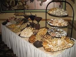 wedding cookie table ideas 45 best pittsburgh cookie tables images on pinterest wedding