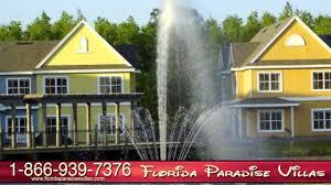 florida paradise villas villas condo rentals near disney world