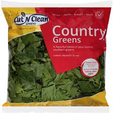 cut u0027n clean greens country greens 10 oz walmart com
