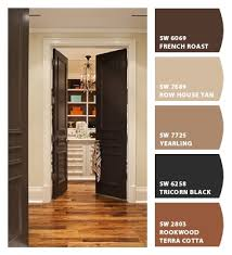 doing this at a clients now also painting the trim dark paint