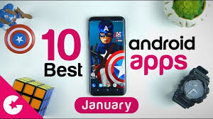 apps for android top 10 best apps for android free apps 2018 january gadget gig