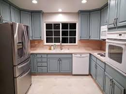 milk paint colors for kitchen cabinets blue milk painted kitchen cabinets milk paint