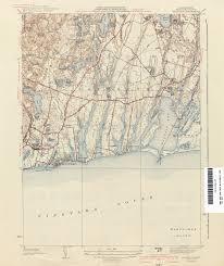 Eastern Massachusetts Map by