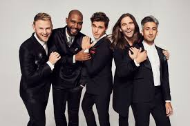 the social cast netflix reveals the new queer eye fab five cast members
