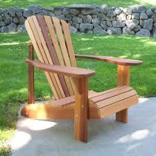 Redwood Adirondack Chair Wood Country T L Adirondack Chair Hayneedle