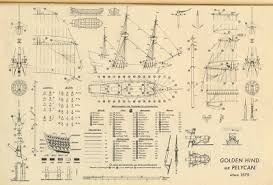 Model Ship Plans Free Download by Model Ship Plans Free Download Golden Hind 1575