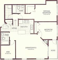 Model House Plans Home Design 4 Bedroom House Plan In 1400 Square Feet