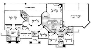 adobe style home plans palm aire adobe style home plan 047d 0046 house plans and more