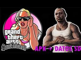gta san apk torrent gta san andreas para android apk sd torrent