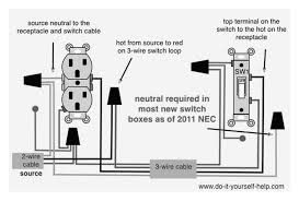 wiring wiring diagram of wiring outlet with switch 16940 air