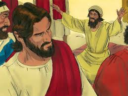 Blind Bartimaeus In The Bible Free Bible Images When A Blind Beggar Cries Out To Jesus Those