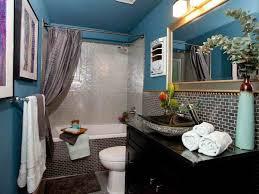 Blue And Brown Bathroom Sets Bathroom Ideas Pretty Small Bathroom Decorating Ideas Rectangle