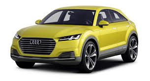 q1 audi audi confirms q1 q8 electric suvs by end of decade