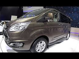 Ford Van Interior New Van Ford Tourneo 2016 2017 Interior Exterior Video Youtube