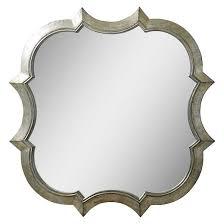 Uttermost Mirrors Free Shipping Square Farista Antique Decorative Wall Mirror Silver Uttermost