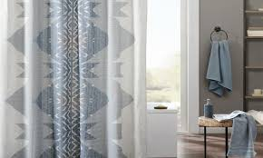 How To Install Shower Curtain 3 Steps For How To Install A Shower Curtain Overstock Com