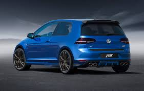 volkswagen polo black modified abt volkswagen golf 7 r modified autos world blog
