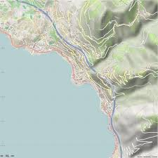 map of montreux svg scalable vector city map montreux