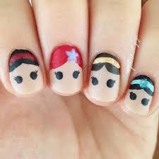 best 25 princess nail art ideas only on pinterest princess nail