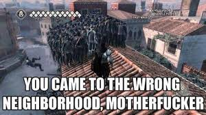 Funny Assassins Creed Memes - assassins creed memes home facebook
