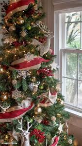 25 red and white christmas decoration ideas diy christmas