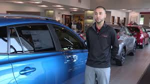 toyota dealer in toyota of dartmouth jordan penha employee introduction