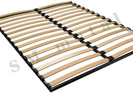 Slat Frame Bed Standard Bed Frame With Wooden Slats Slatted Metal Bed Frames