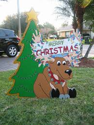 Wooden Outdoor Christmas Decorations Plans by 169 Best Christmas Yard Decorations Wood Images On Pinterest