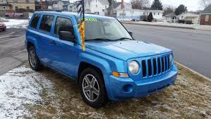 green jeep patriot 2008 jeep patriot suv murarik motorsports