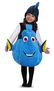 halloween costumes at amazon amazon com dory toddler deluxe finding dory disney pixar costume
