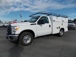 Ford F250 Service Truck - work trucks and vans utility used inventory