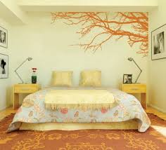 Brilliant Bedroom Wall Paint Designs Ideas For Small Rooms - Bedroom painting design ideas