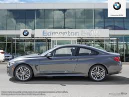 new 2018 bmw 4 series 2 door car in edmonton ab b84026