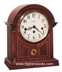 Mantel Clocks Howard Miller Mantel Clock 613 180 Barrister