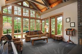 Craftsman Style Homes Interior Pacific Northwest Architecture Home