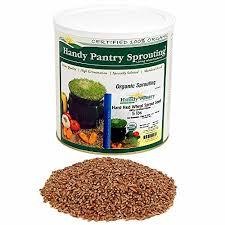 organic wheat seed 5 lb handy pantry brand grow