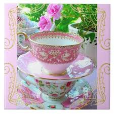 kitchen tea present ideas tea cup kitchen tile gifts special occasions gifts diy