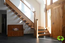 Open Staircase Ideas Open Plan Oak And Glass Staircase Stairbox Staircases