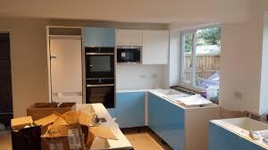 kitchen works and extension bingham nottingham l a building