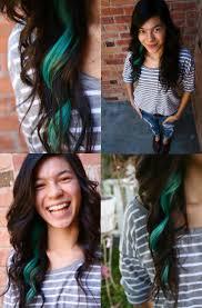 Colours For Highlighting Hair Best 25 Color Streaks Ideas Only On Pinterest Blue Hair Streaks