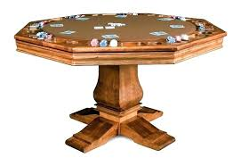 poker game table set gaming dining table dining game tables reversible top poker dining