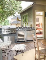 The Terrace Mediterranean Kitchen - beautiful gardens terraces and outdoor spaces femside com