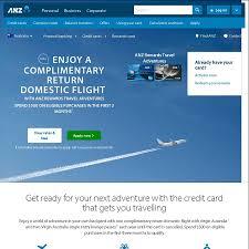 anz rewards travel adventure card 225 annual fee including
