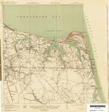 Virginia Map Virginia State Map Virginia State Road Map by Virginia Historical Topographic Maps Perry Castañeda Map