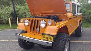 willys jeepster commando 1971 jeep jeepster commando youtube