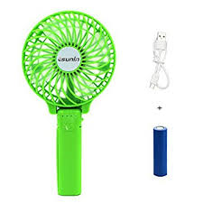 handheld fans rechargeable fans handheld mini fan battery operated