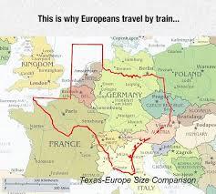 Texas Meme - texas europe size comparison dailypicdump