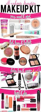 Makeup Basics 10 Must Makeup by Best 25 Best Drugstore Makeup Ideas On Drugstore