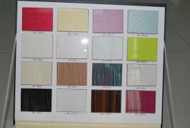 china solid color uv mdf board for kitchen cabinet door photos
