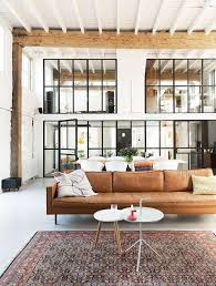 Black Sofa Interior Design by Best 25 Black Leather Couches Ideas On Pinterest Black Couch